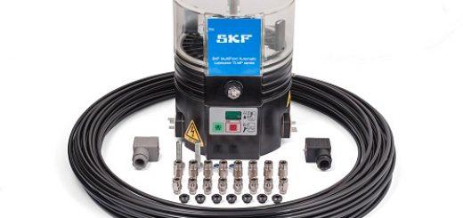 تولیدات جدید شرکت SKF سیستم روغن کاری اتوماتیک چند نقطه ایی